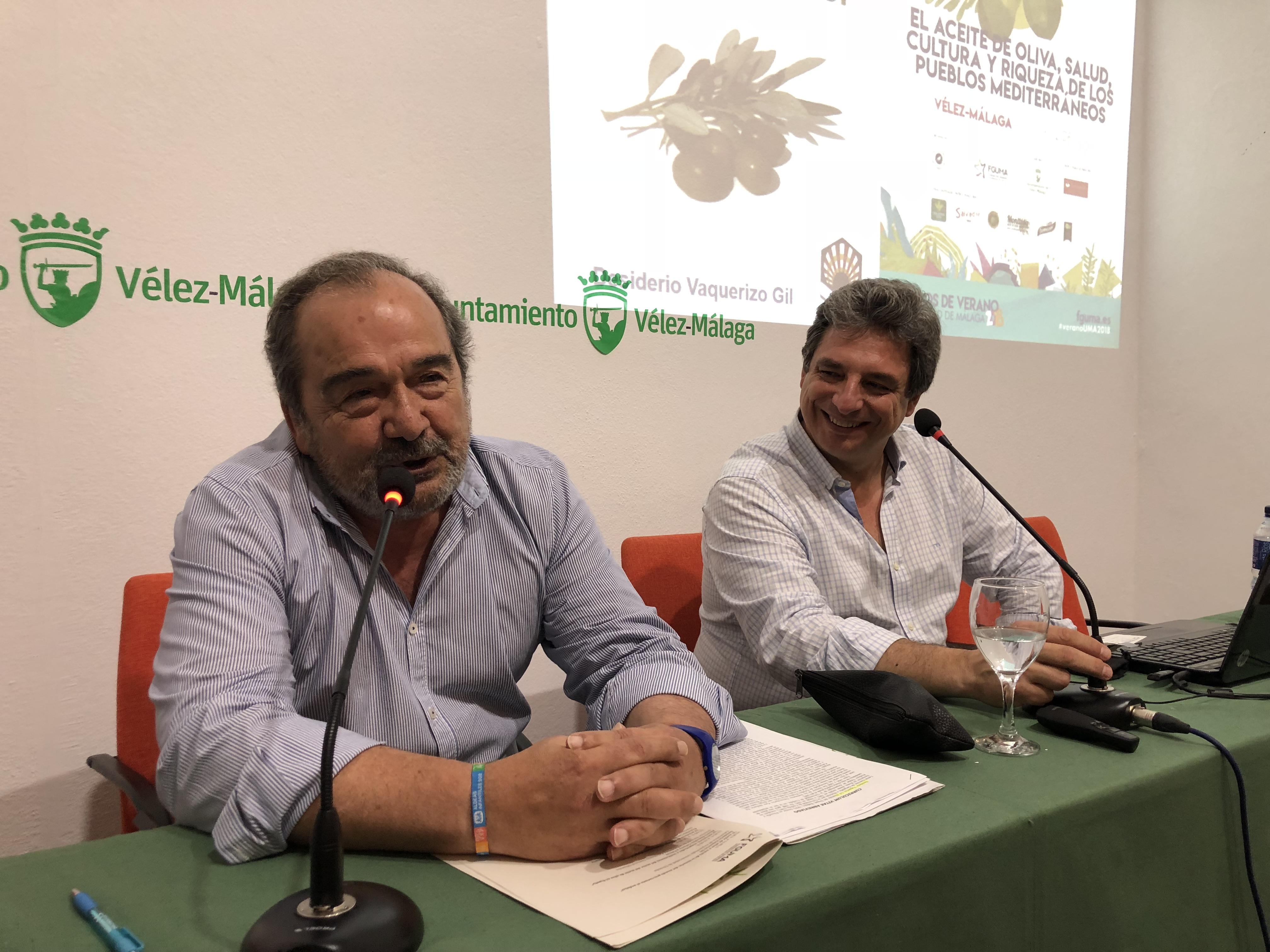 """""""El aceite de oliva, salud, cultura y riqueza de los pueblos mediterráneos"""""""
