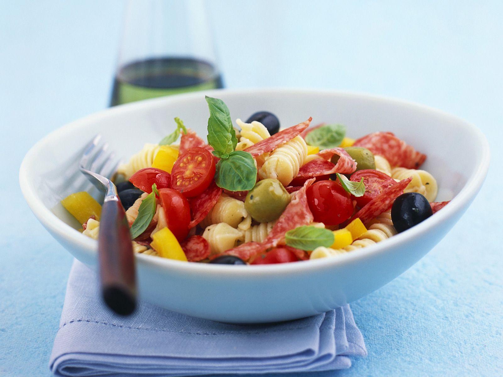 La ensalada, el plato más consumido por los españoles