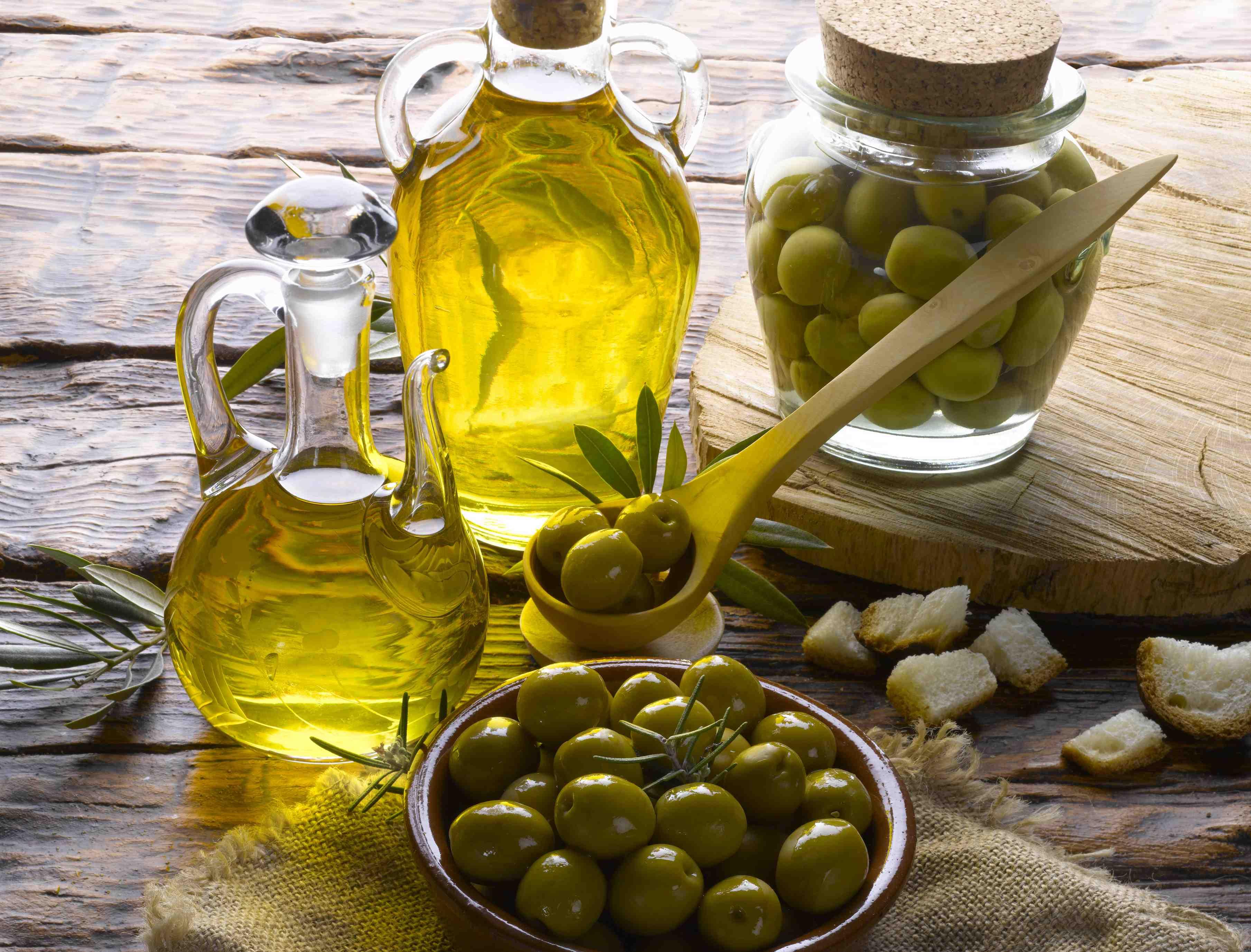 Las exportaciones de aceite de oliva alcanzan una facturación de 2.000 millones de euros